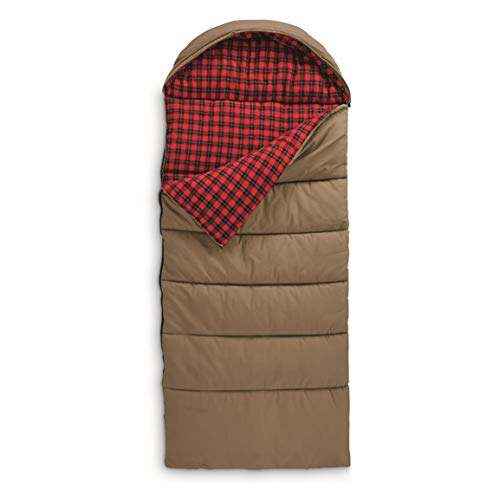 Guide Gear Canvas Hunter Sleeping Bag, -30°F by Guide Gear