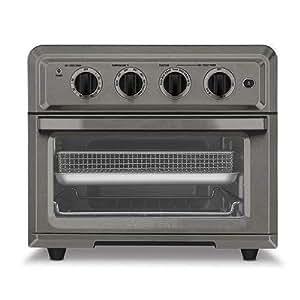 Amazon.com: Cuisinart TOA-60BKS Toaster Oven Air Fryer.6