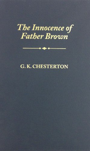 book cover of The Innocence Of Father Brown