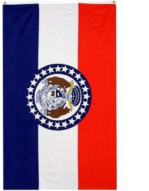 Missouri State Flag 3x5 3 x 5 Brand NEW MO US Polyester