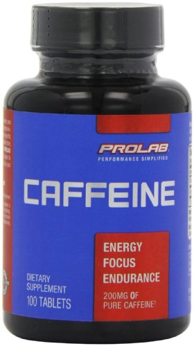 (Prolab Caffeine Tablets (Pack of 1))