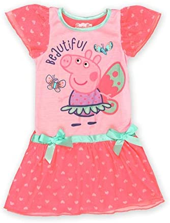 Toddler Sleeve Fantasy Nightgown Pajamas product image