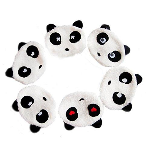 2015GGG Panda Design no-flu en peluche anti-poussière Visage Bouche Masque protection aléatoire 1pièce.