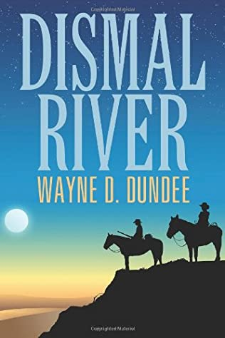 book cover of Dismal River