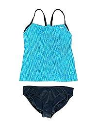 Nike Tankini Athletic - Bañador de Dos Piezas para Mujer