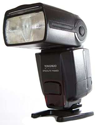 Yongnuo YN565EXC-USA E-TTL Speedlite Flash for Canon, GN58, US Warranty (Black) by Yonhb