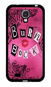 Burn Book - Case Back Cover (Galaxy S4 - Dual Layer)