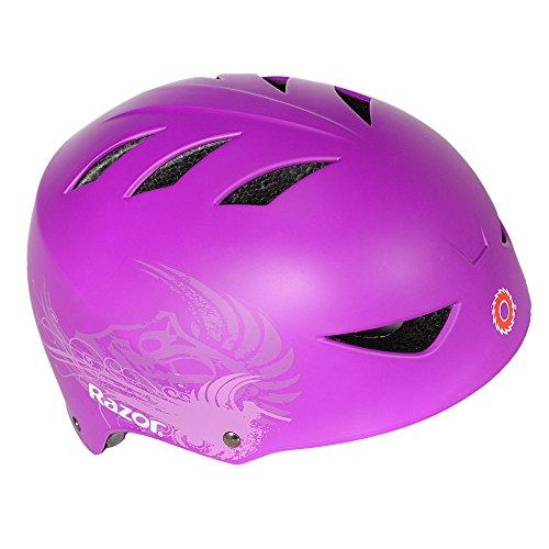 Kent Razor 2 Cool Child's Helmet, Purple