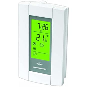 laticrete floor warming digital thermostat programmable household rh amazon com Honeywell Thermostat Digital Thermostat