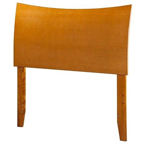Atlantic Furniture Soho Twin Headboard in Caramel Latte - Twin by Atlantic Furniture