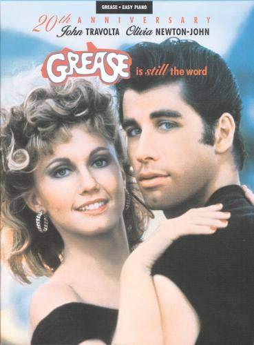 Download Grease 20th anniversary edition (Easy Piano) pdf epub