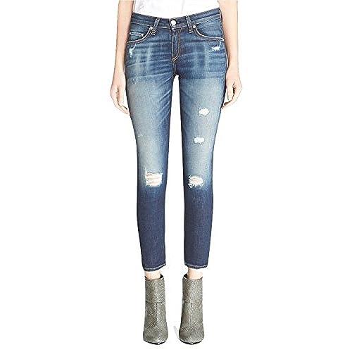 Jeans On Sale, Blue Denim, Cotton, 2017, 27 29 rag & bone JEAN