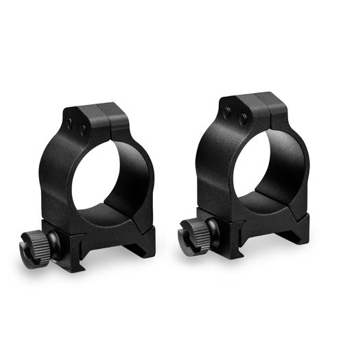 Vortex Optics Pro 1-inch Riflescope Rings - Low Height (0.78 in)