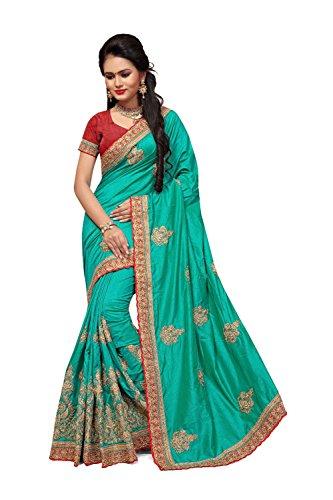 Sari For Wedding Indiani Facioun Sari Verde Indian Women Progettista Di Designer Traditional Indossare Donne 9 Da Green Sari Tradizionale Partito Da Sarees Party Wear Le Facioun 9 Per Nozze qwtAOO