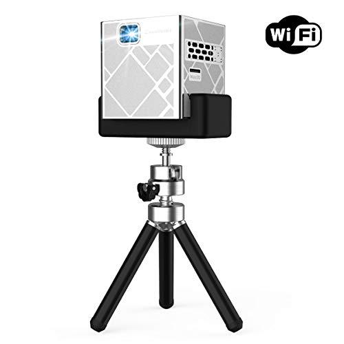 Mini DLP Projector, Excelvan Portable Video Projector 1080P