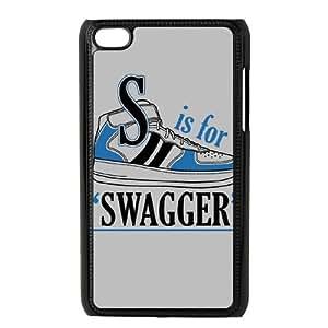 iPod Touch 4 Case Black Swagger SU4413800