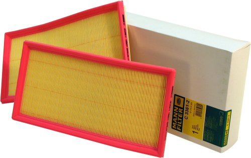 Mann-Filter C 3361-2 Air Filter (Set of 2)
