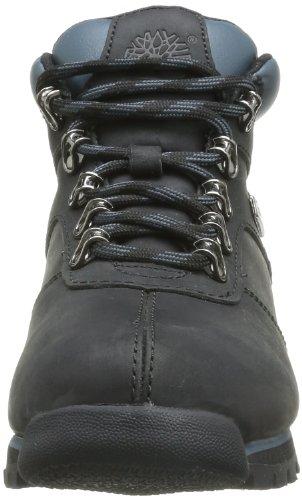 Timberland Splitrock2 Hiker - Botas de cuero para hombre Negro (Schwarz)