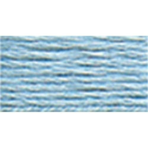 DMC 19-93 Brilliant Tatting Cotton Variegated Cornflower Blue 106-Yard Size 80