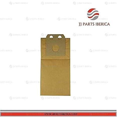 JJ PARTS IBÉRICA Pack 5UD Bolsas Aspirador ELECTROLUX XXL 130 ...