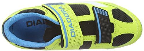 Diadora Lime Fluo6035 Gelb Zapatillas Amarillo Adulto Blu Unisex II Phantom de Punch Ciclismo X vrqOvf