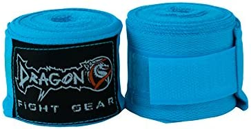 ドラゴンDo Hand Wraps Mexican Hand Wraps MMA Inner Gloves Fist保護包帯指プロテクター3.5 MT / 140インチ(ペア)異なる色。。。 パープル