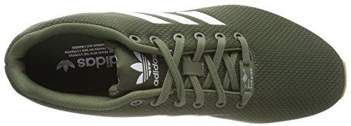 adidas Ftwbla 000 Uomo ZX Sneaker Verde Verbas Flux Gum3 r1rwqxz