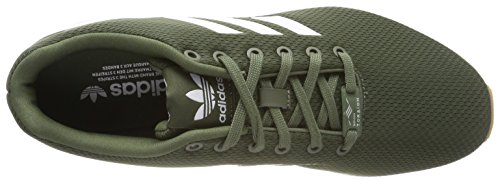 Gum3 ZX Ftwbla Uomo Sneaker Flux adidas 000 Verde Verbas 0daqW4vx