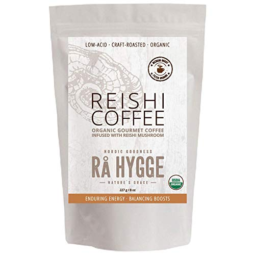 RaHygge USDA Organic Reishi Mushroom Coffee product image