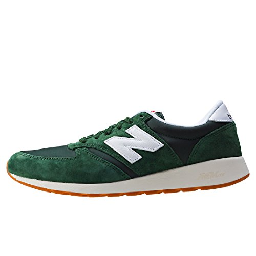 Zehenkappen Green 420 Suede Re Herren White Balance Buty Engineered New AaqvTv