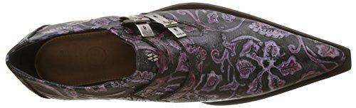 Nieuwe Rock Herren M-2246-s55 Bootschuhe Violett