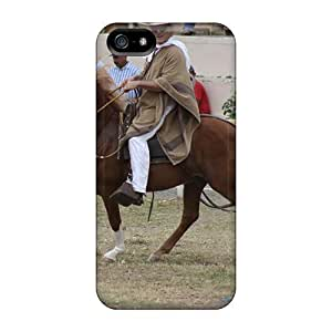 PC Shockproof/dirt-proof Dignatario Peruvian Paso Cover For Iphone 5/5S Phone Case Cover