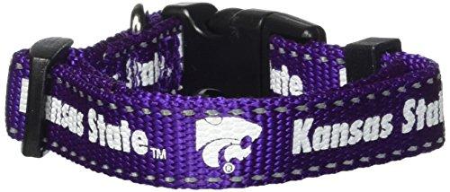 Pet Goods NCAA Kansas State Wildcats Dog Collar, Small