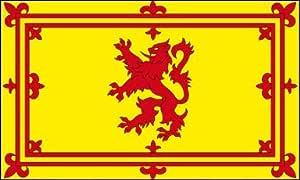 Scotland Royal Banner - 2ft x 3ft Nylon Flag - Outdoor