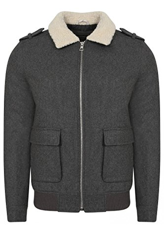 Marl Mid Tokyo Trapuntata Uomo Giacca Grey Laundry PwPIBY
