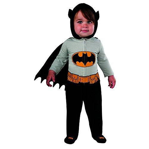 rubies-costume-babys-dc-comics-superhero-style-baby-batman-costume-multi-0-6-months