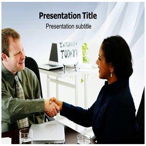 amazon com job interview powerpoint template job interview