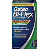 Cheap Osteo Bi-Flex Triple Strength + Turmeric, 80 Coated Tablets (Pack of 2)