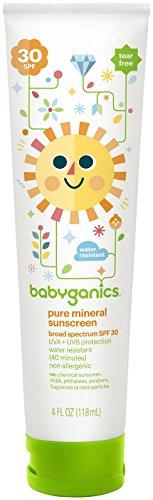Babyganics Pure Mineral Sunscreen
