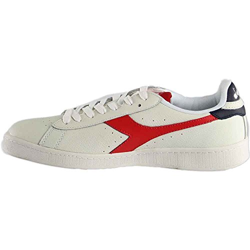 501 C7210 160821 L Waxed 01 Rosso Diadora Blues Red Game fiery Low dress White xAq7pa