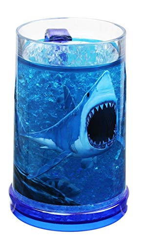 JUST FUNKY Shark Attack 16oz Frosty Beer -