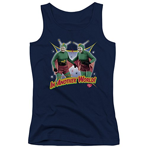 Lucy - In Another World Junior Tank Top