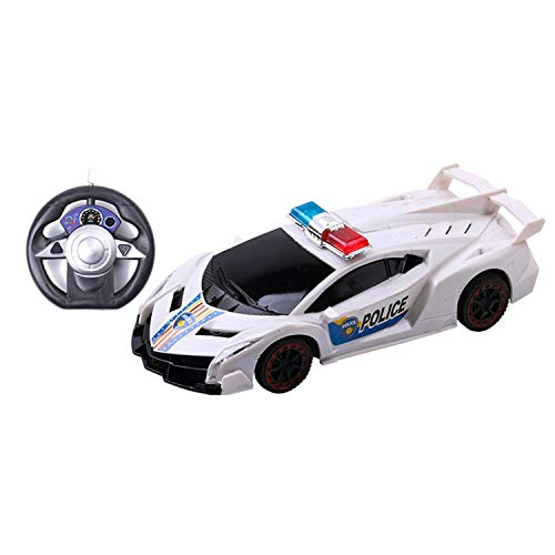 YENJO Electric Remote Control Car Sport Racing Hobby Model Car 1:20 Scale for Kids Toy RC Vehicles from YENJO