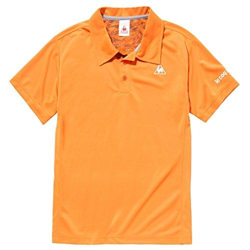 (ルコックスポルティフ) le coq sportif サンスクリーン 半袖ポロシャツ QB-711171 ランニング?フィットネス?ゴルフ