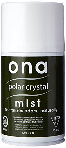 6 Crystals Kit - Ona Mist Polar Crystal, 6 Ounce