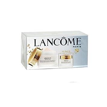 Amazon.com: LANCOME ESTUCHE ABSOLUE DIA 50 ML PREMIUM BX: Beauty