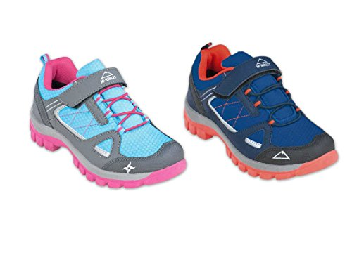 McKinley Niños Botas Multifunción Maine aqb Marina Dark/Red/Blue Navy Dark / Red / Blue