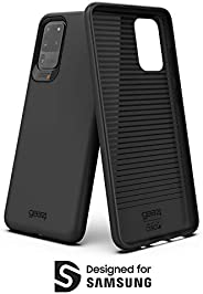 GEAR4 Holborn Designed for Samsung Galaxy S20 Ultra Case, Advanced Impact Protection by D3O - Black