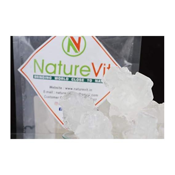 NatureVit Mishri Crystal, 400gm [Dhaga Mishri]
