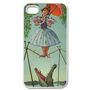 EVA Haunted Mansion iphone 6 plus 5.5 Case,Snap-On Protector Hard Cover for iphone 6 plus 5.5